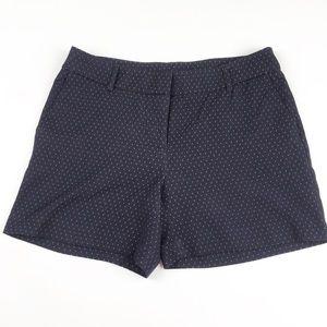 Kenar Gray Polka Dot Chino Shorts